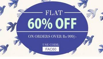 Buy Ladies Fashion at flat 60% off at Fashionatclick : BuyToEarn