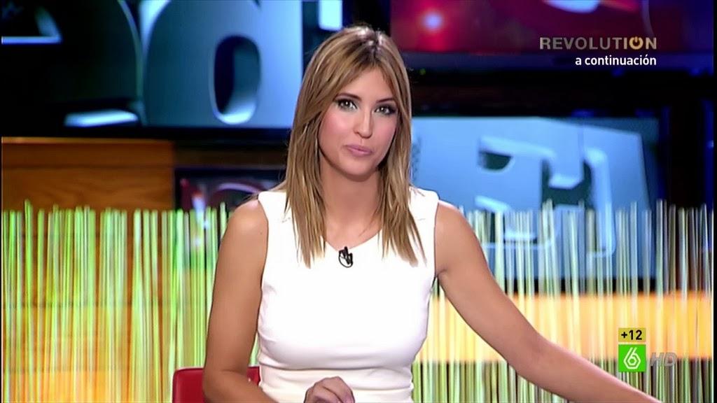 SANDRA SABATES, EL INTERMEDIO (25.09.13)