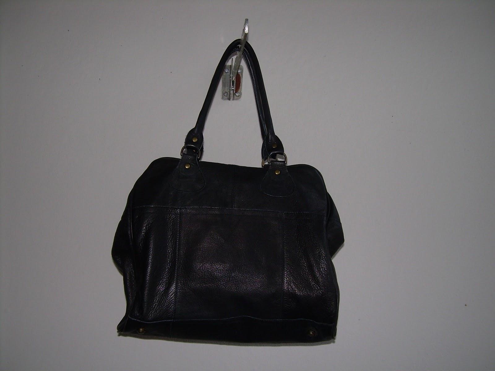 Longchamp Roseau Laukku Hinta : Toisen k?den laukku musta nahkainen pieces myyty