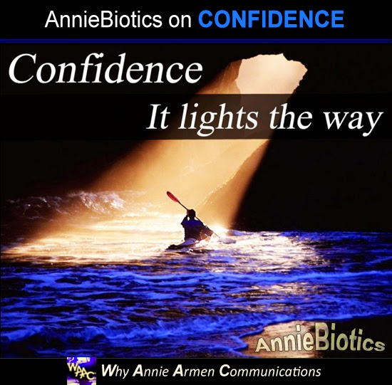CONFIDENCE Booster Quotes | WhyAnnieArmen.com