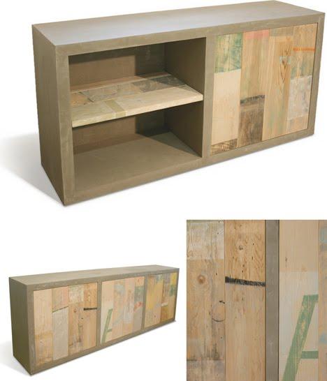 Muebles de madera quiero m s dise o for Diseno de muebles de madera