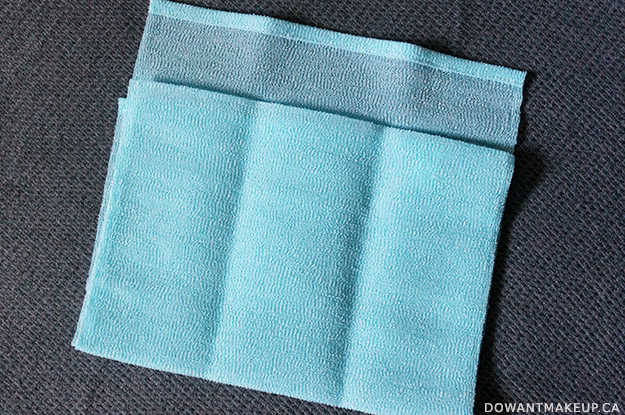 Salux bath cloth review