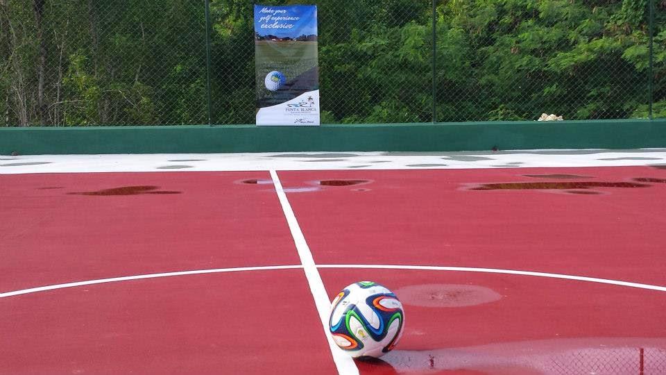 Inaugurarán Área Deportiva en Punta Blanca