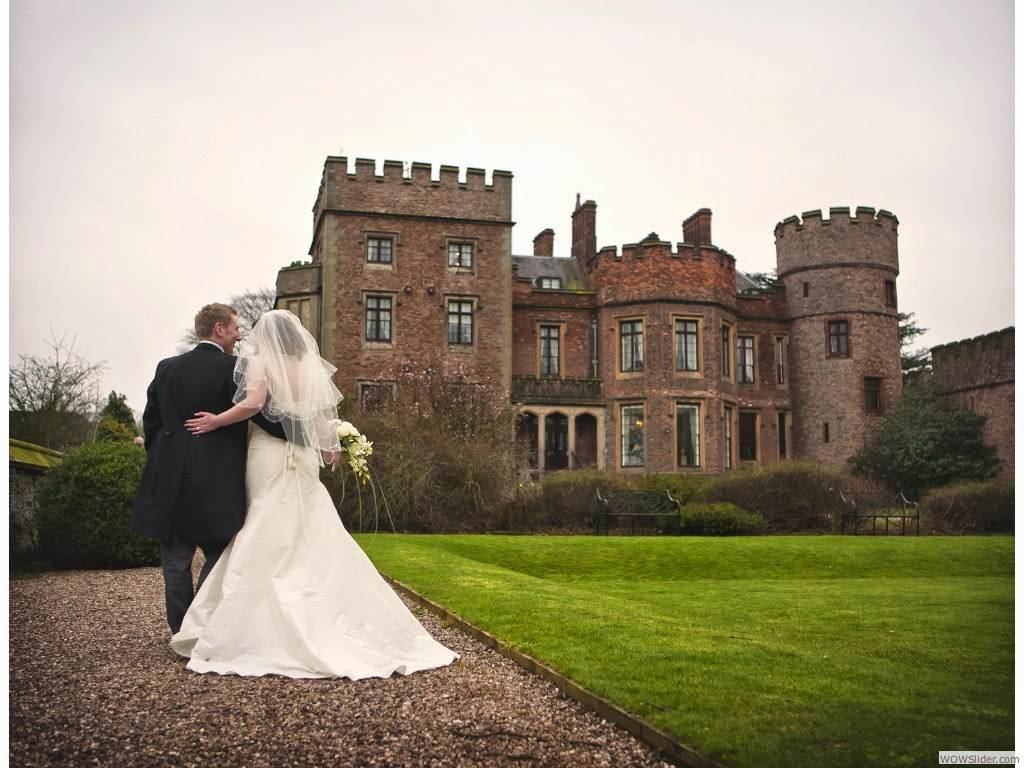 Rowton Castle Wedding Photography