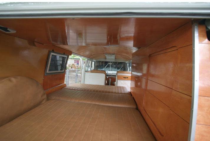 1966 sundial camper for sale vw bus for Door 4 montpellier walk