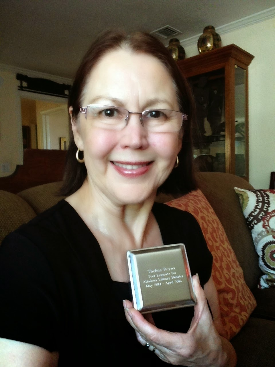 National Award-Winning Author, Thelma T. Reyna, Ph.D.