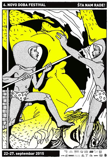 6. Festival nestvarnog stripa Novo doba