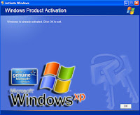 download Genuine Windows XP 2012 License Keys With WGA Crack terbaru