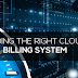 Finding the right cloud billing system
