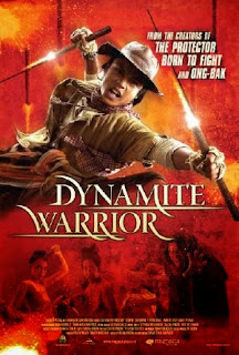 Chiến Binh Vòng Lửa - Dynamite Warrior