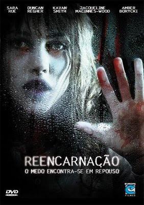 Reencarnação: O Medo Encontra-Se Em Repouso - DVDRip Dual Áudio