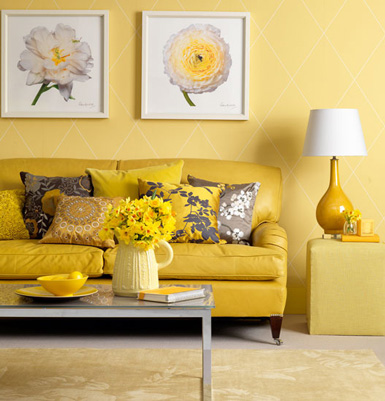 Belle maison citrus inspired interiors for Belle maison interieur design