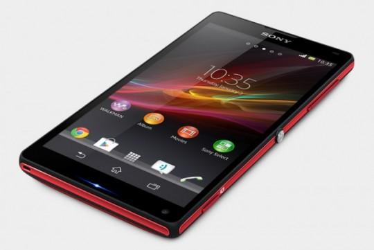 Sony Xperia Zl image
