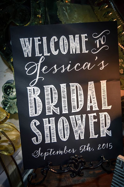 Wamp Designs Bridal Shower
