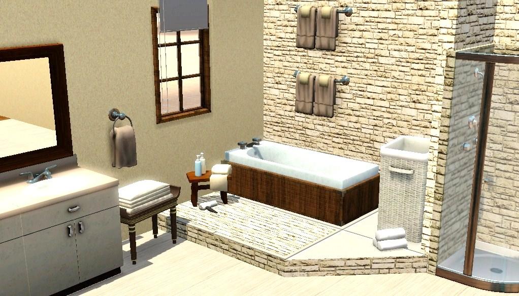 sims interior design inspirations bathroom
