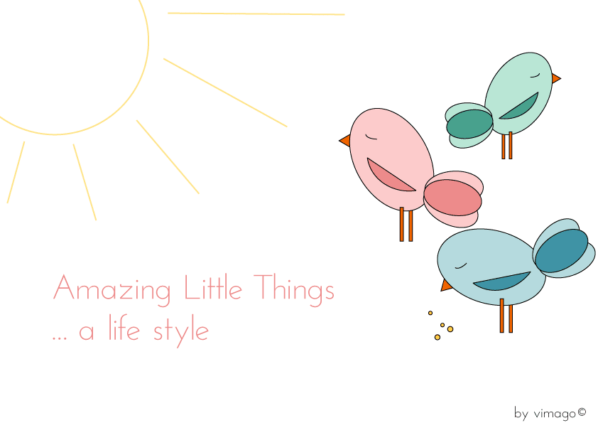 Amazing Little Things... a lifestyle