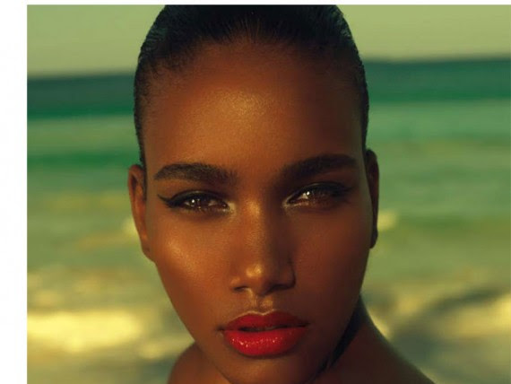 Sweet Eyes ... Bronzed Skin