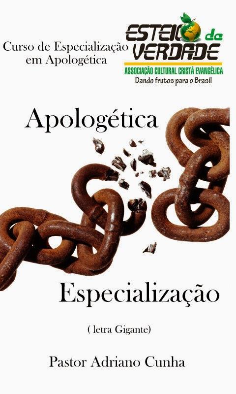 Faça nosso curso de Apologética