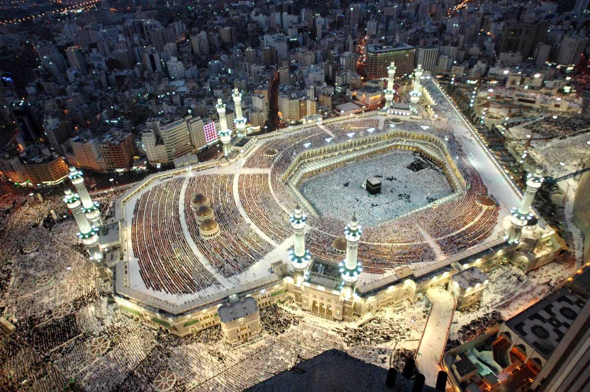 Masjidil Haram Makkah