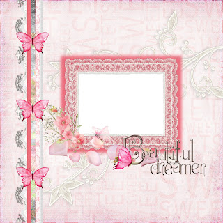 Beautiful Dreamer Digital Scrapbooking Quickpage
