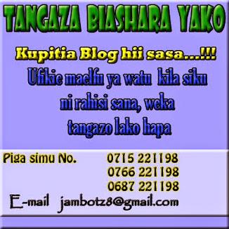 Tangaza Na Jambo Tz