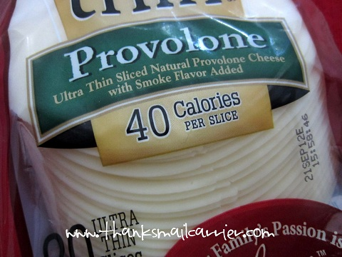 low calorie cheese