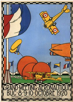 Affichiste 1920