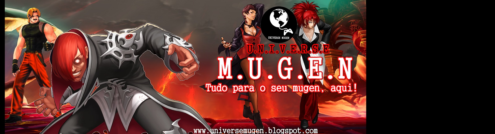 UNIVERSE M.U.G.E.N