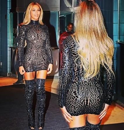 Fashion Assistance: Beyonce mujer mosaico en el ...