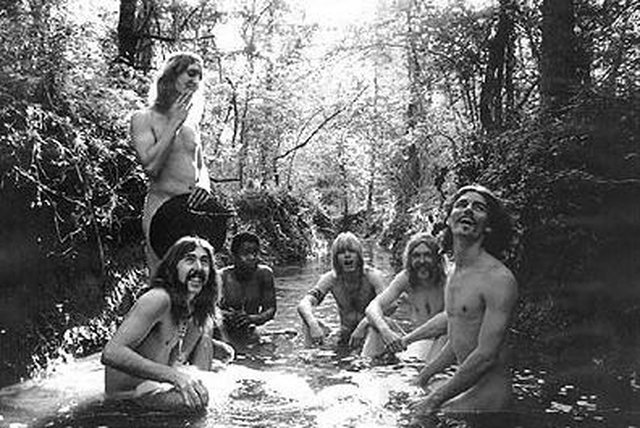 The Allman Brothers Band Can't Take It With You