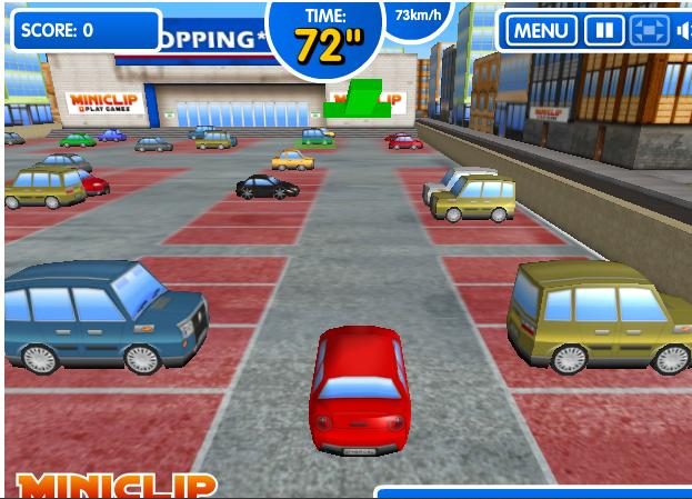 araba oyunları oyun skor