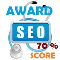 samsury seo score 70%