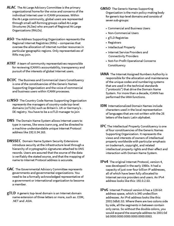 ICANN acronyms p.1