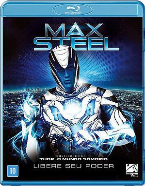 Filme Poster Max Steel