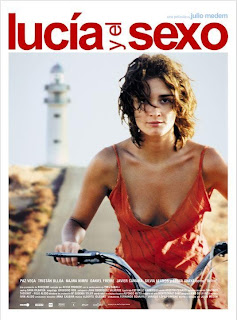 Cartel de 'Lucía y el sexo'