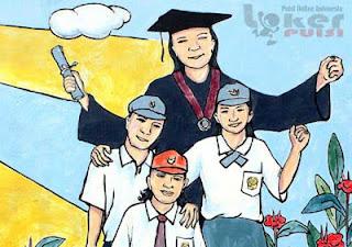 Contoh Pesan dan Kesan Untuk Perpisahan Sekolah