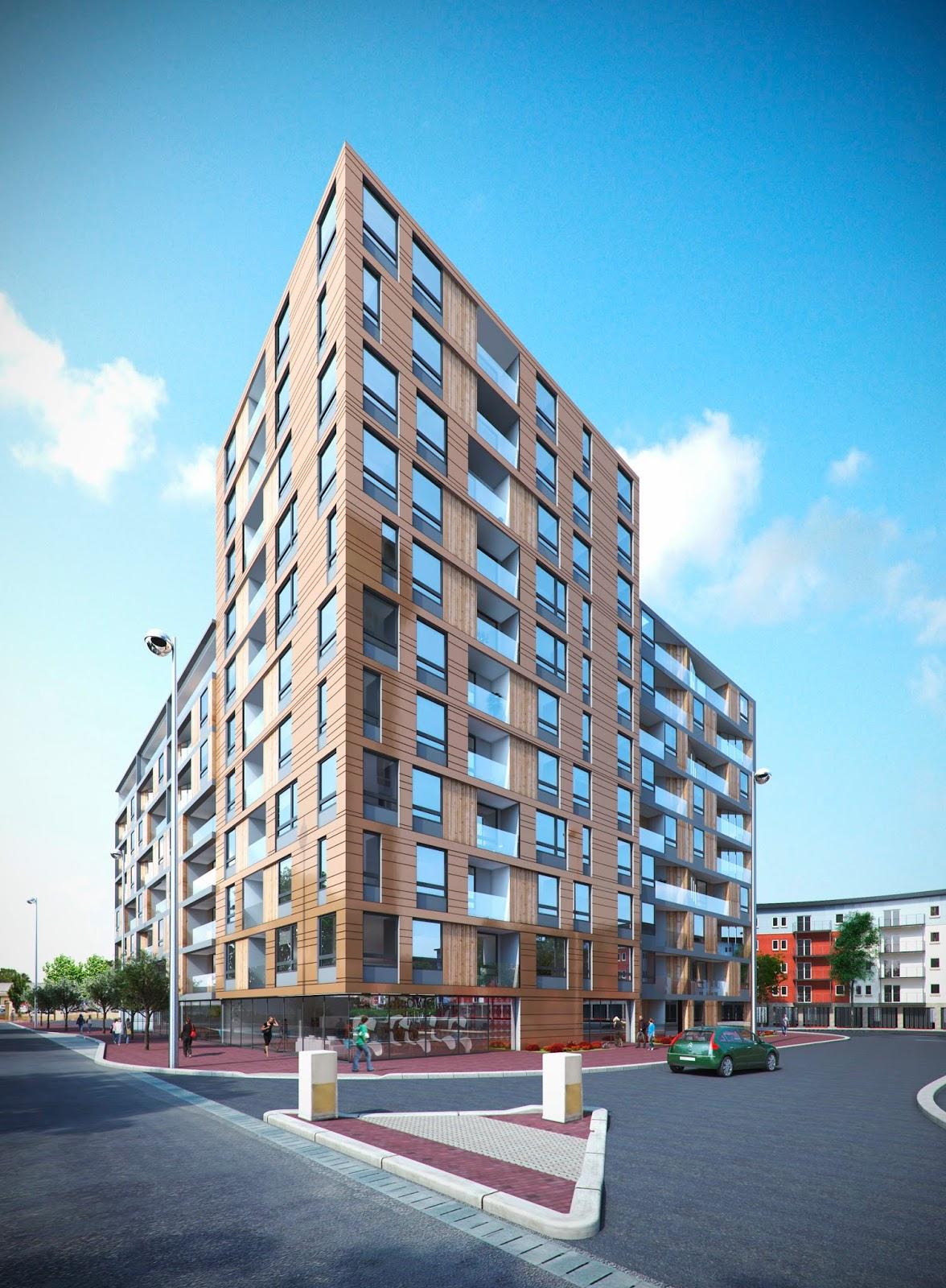 英國房地產 - 曼徹斯特住宅公寓