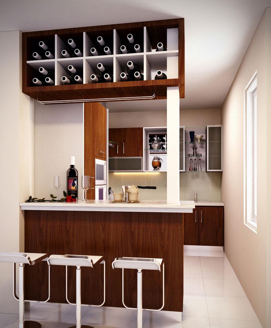 trends home modern interior design simple desain