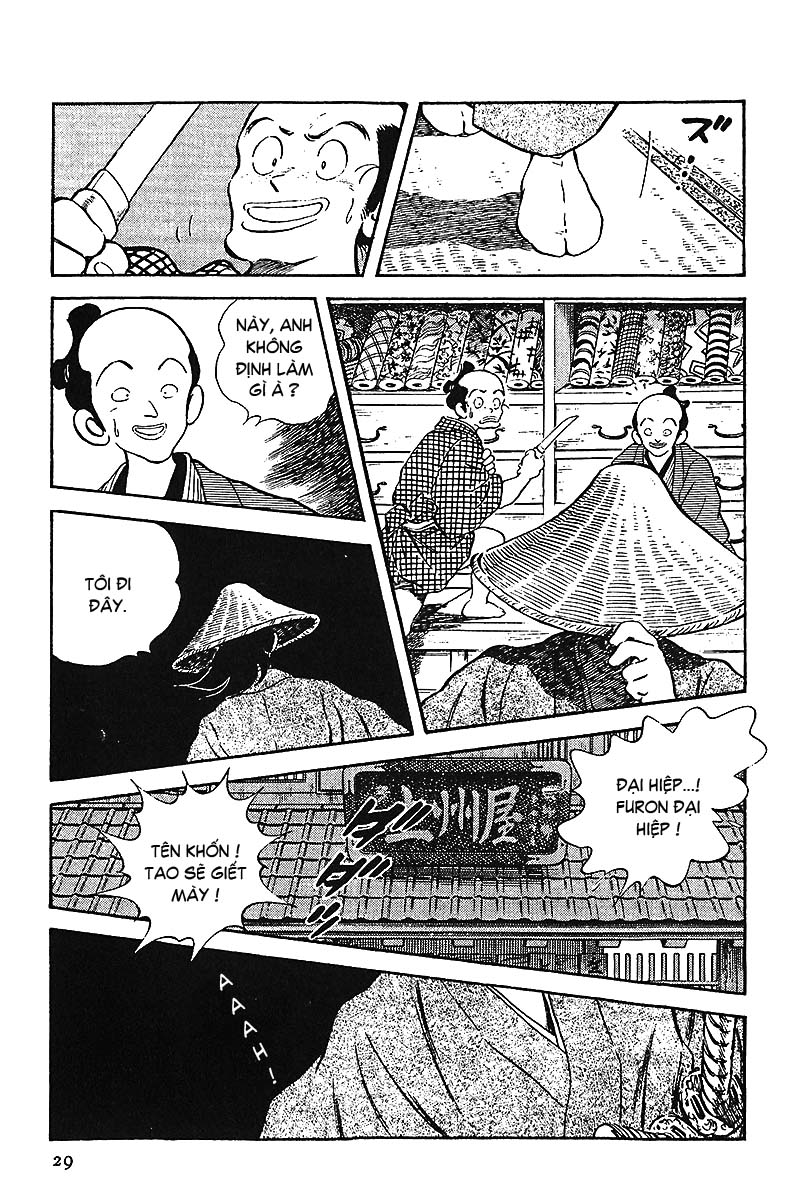 Nijiiro Togarashi - Ớt Bảy Màu chap 1 - Trang 31