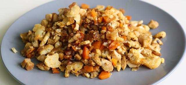 warzywa smażone - pomysł na szybki obiad
