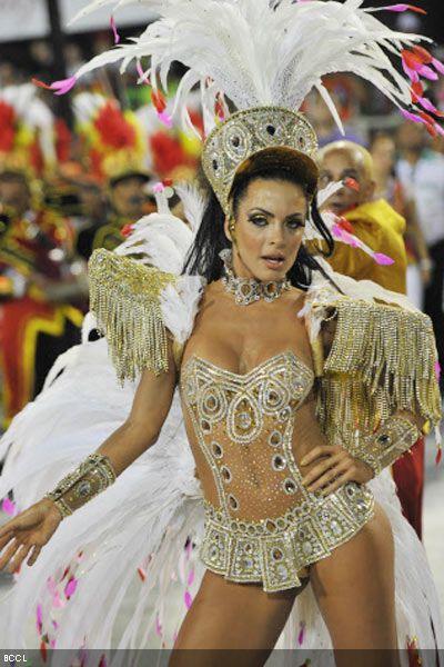 Rio de Janeiro's Carnival, 13 Feb, 2013