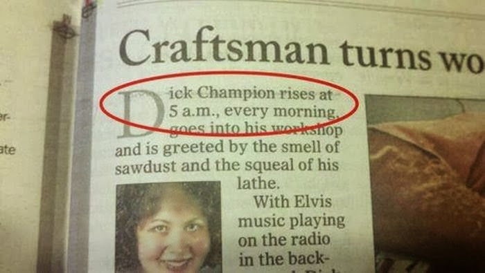 22 Unlucky People with Unfortunate Names