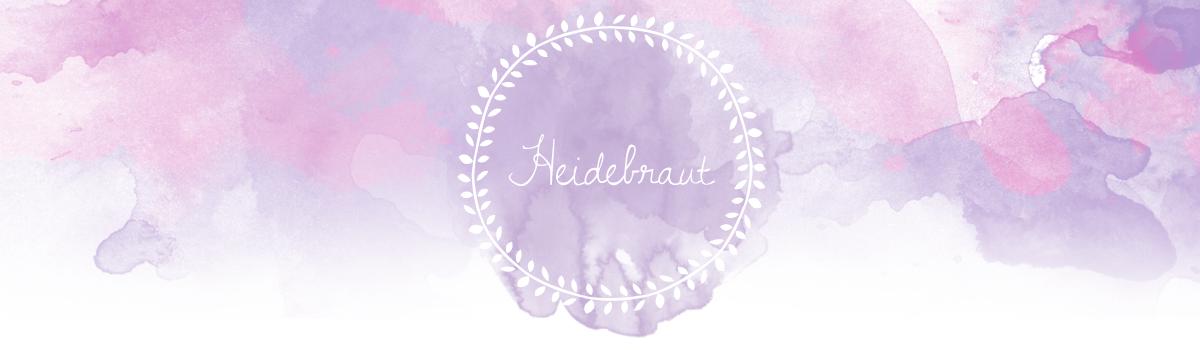 <center>Heidebraut</center>