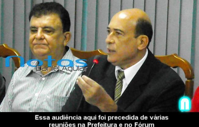 VÍDEO: Prefeito de Santa Inês fala à população sobre regularização fundiária