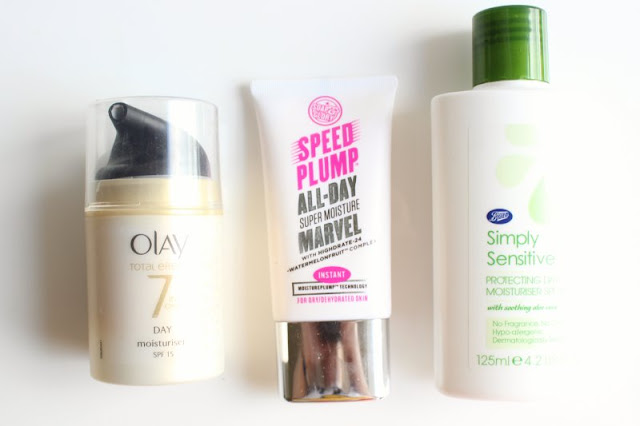 Three Great Budget Friendly Day Moisturisers