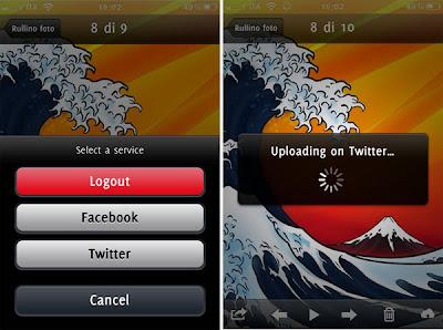 iSocialShare slike Twitter Facebook jailbroken iPhone 4 iPhone 3GS iPad
