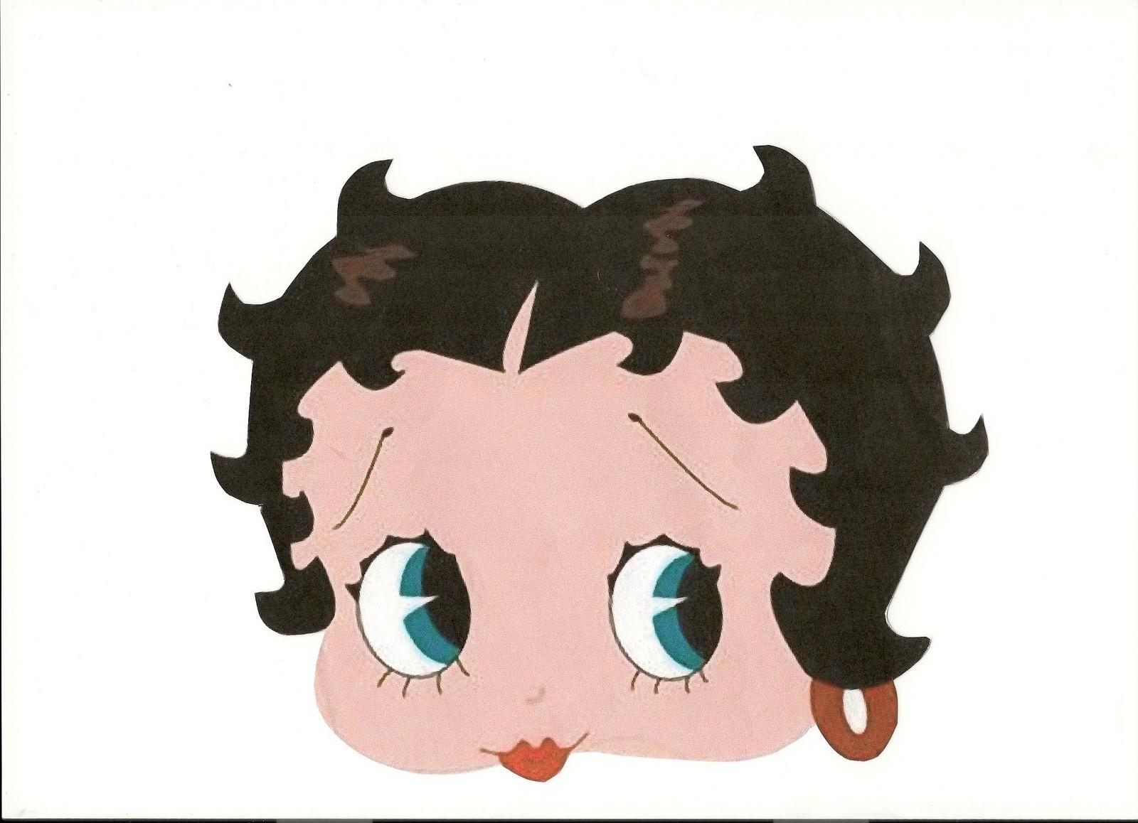 Perfecto Betty Boop Imágenes Enmarcado Imagen - Ideas Personalizadas ...