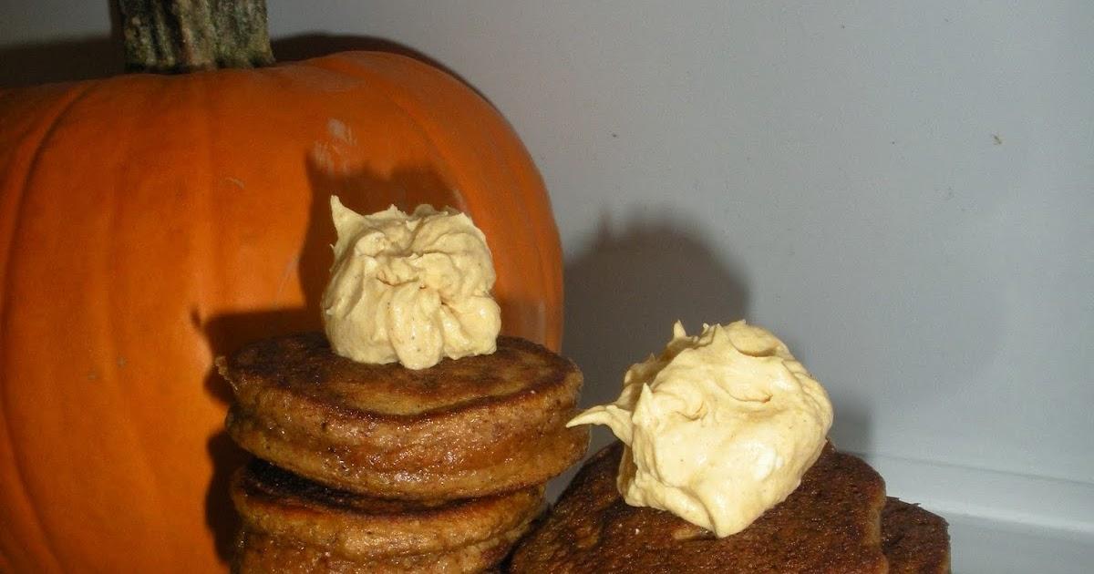 Domestic 360: Paleo Pumpkin Spice Silver Dollar Pancakes ...