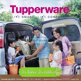 Tupperware Promo Juli 2015