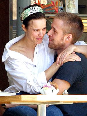 Rachel Mcadams Ryan Gosling Kiss